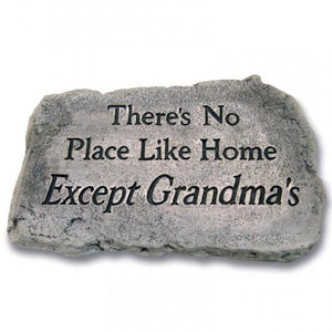 "10"" Garden Stone - There's No Place Like Home"