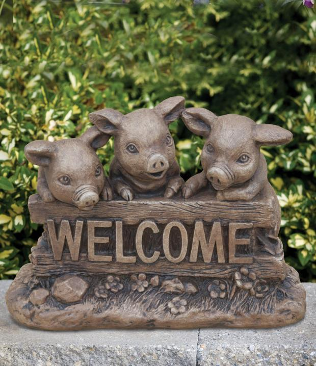Welcome Pigs