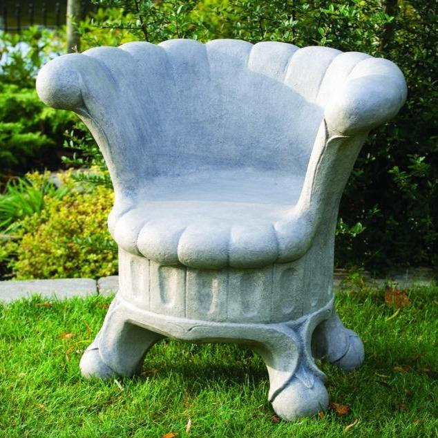 Posh Garden Chair