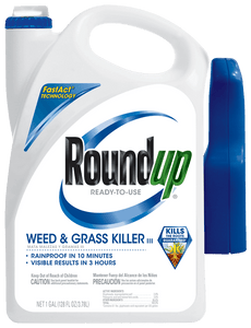 Roundup Ready-To-Use Weed & Grass Killer III