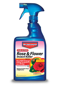 BioAdvanced Dual Action Rose & Flower Insect Killer