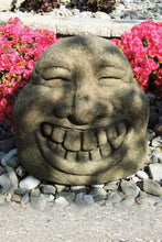 Load image into Gallery viewer, Laughing Garden Face 20""