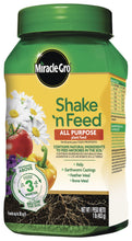 Load image into Gallery viewer, Miracle-Gro Shake 'n Feed All Purpose Plant Food