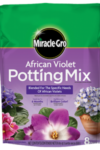 Miracle-Gro African Violet Potting Mix