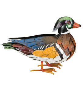 Regal Art & Gift Wood Duck Decor – Male