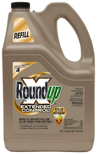 Roundup Ready-To-Use Extended Control Weed & Grass Killer Plus Weed Preventer II Refill