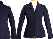 Grand Prix Rylie Soft Shell Jacket - The Tack Shop of Lexington