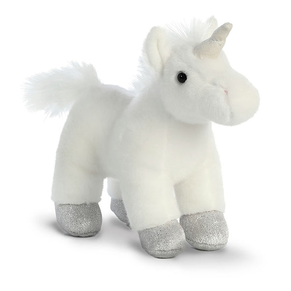 "Plush-8"" Unicorn with Sound"