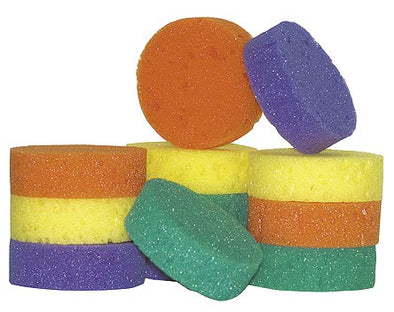 Rainbow Colors Tack Sponge