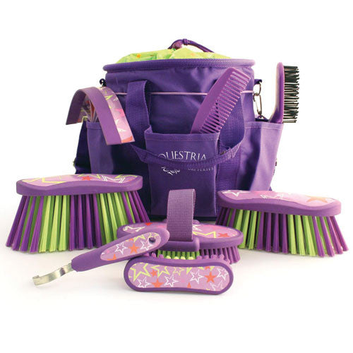 Lucky Star 9 Piece Grooming Set - The Tack Shop of Lexington
