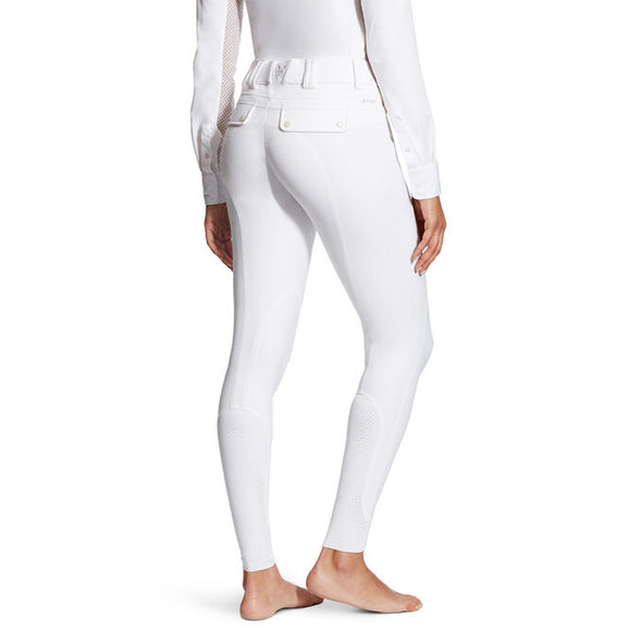 Ariat Women's Tri Factor Grip Knee Patch Breeches