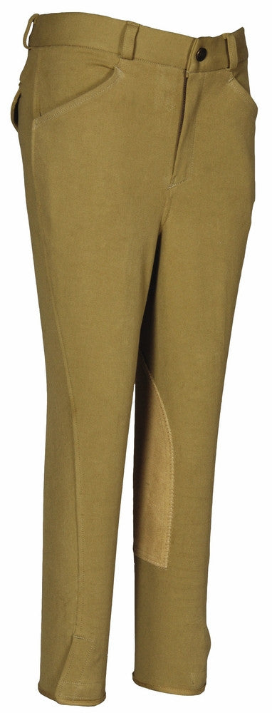 Tuff Rider Boys Patrol Light Breeches - The Tack Shop of Lexington