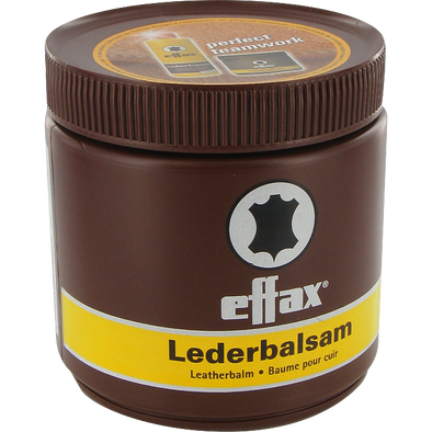 Effax Leather Balm - The Tack Shop of Lexington - 1