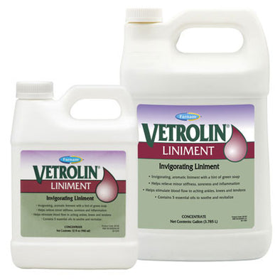 Vetrolin Liniment QT - The Tack Shop of Lexington