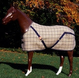 Curvon Baker Blanket - The Tack Shop of Lexington