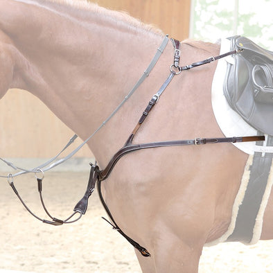 Kavalkade Caya 5 Point Breastplate