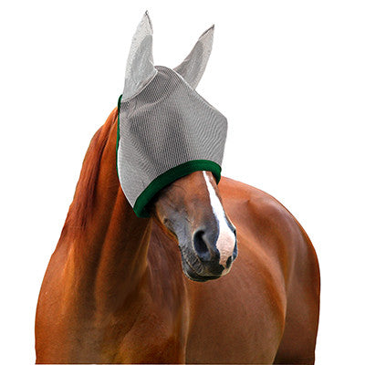 DuraMask Equine Fly Mask w/Ears - The Tack Shop of Lexington