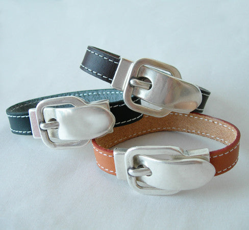 LILO Collections™ - Nevada Leather Bracelet - The Tack Shop of Lexington