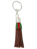 LILO Collections Tango Tassel Key Ring - The Tack Shop of Lexington - 2