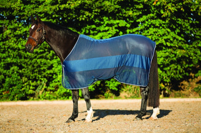 Rambo Block Net Cooler - The Tack Shop of Lexington - 1