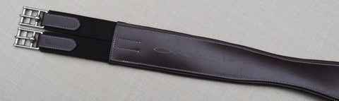Black Oak Fancy Stitch Hunter Girth