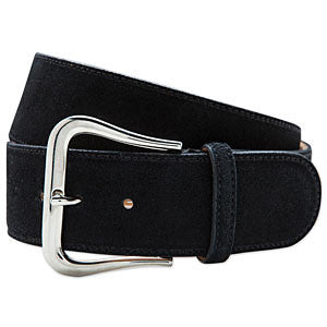 Tailored Sportsman Suede Belt - The Tack Shop of Lexington - 1