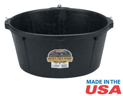 Rubber 3-Ring Stall Feeder - The Tack Shop of Lexington