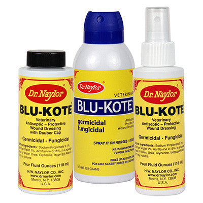 Blu Kote Wound Dressing - The Tack Shop of Lexington