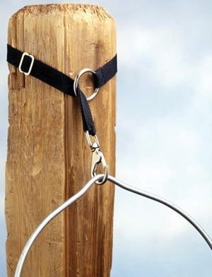 Shires Bucket Strap with Trigger Hook