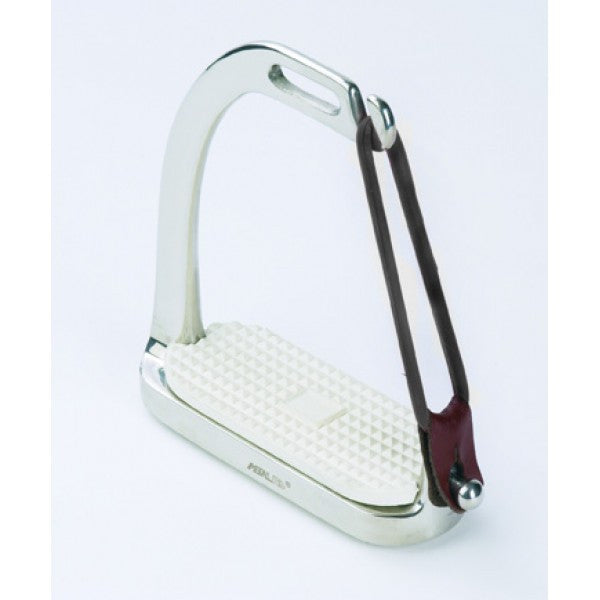 Centaur® Stainless Steel Fillis Peacock Irons - The Tack Shop of Lexington