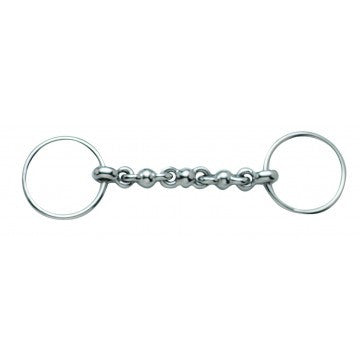 Centaur Waterford Loose Ring Bit - The Tack Shop of Lexington