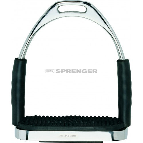 Herm Sprenger System 4 Stirrups - The Tack Shop of Lexington