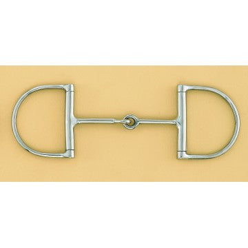 Centaur Large King D Snaffle Bit - The Tack Shop of Lexington