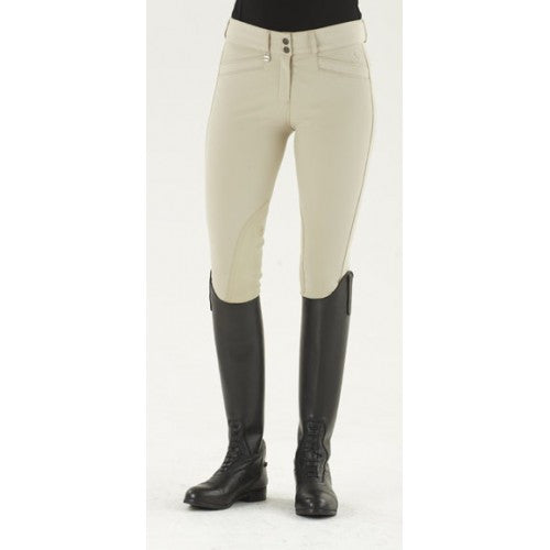 Ovation Celebrity Slim Secret DX Knee Patch Breeches - The Tack Shop of Lexington