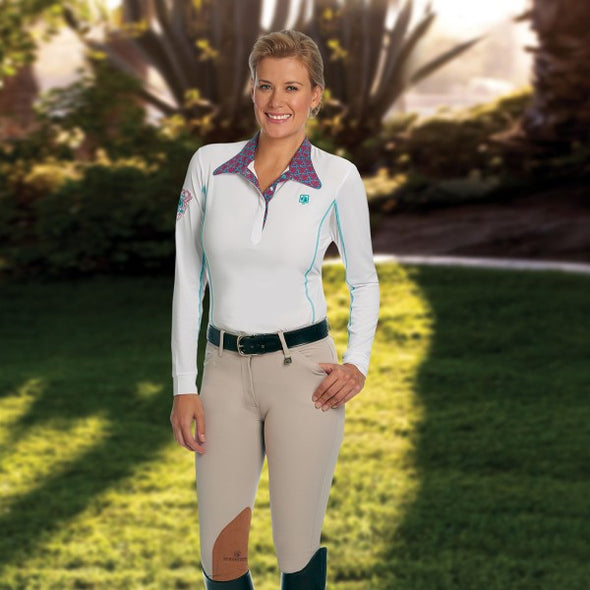 Romfh Sarafina Euroseat Knee Patch Breeches