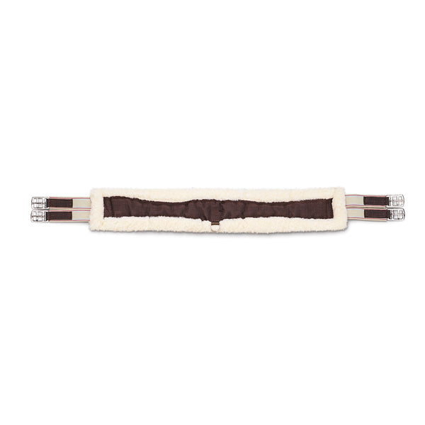 Contoured CoolBack Girth with Double Elastic Ends - The Tack Shop of Lexington