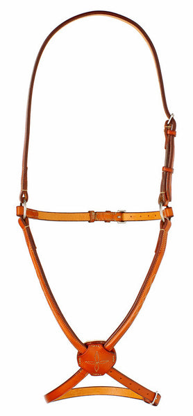 Edgewood Fancy Raised Figure 8 Noseband - The Tack Shop of Lexington - 1