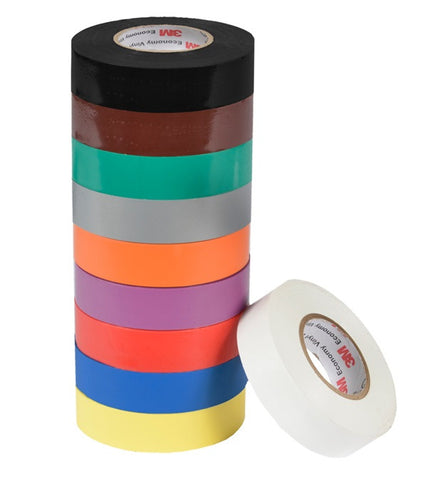 3M Vinyl Electrical Tape - The Tack Shop of Lexington