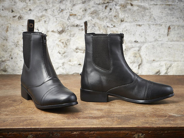 Dublin Elevation Child's Zip Paddock Boots - The Tack Shop of Lexington