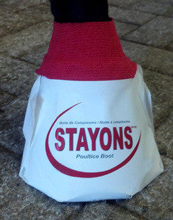 Stayons Poultice Boot - The Tack Shop of Lexington