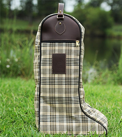 5/A Baker Riding Boot Bag