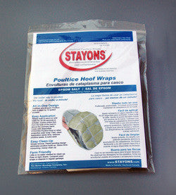 Stayons Poultice Hoof Wraps - The Tack Shop of Lexington