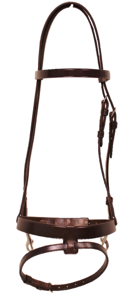 Walsh Training Headstall with Flash Attachment - The Tack Shop of Lexington