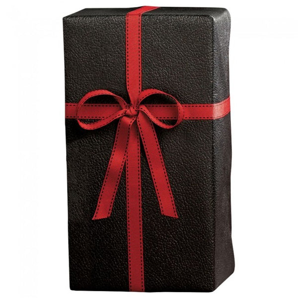 Embossed Leather Wrapping Paper