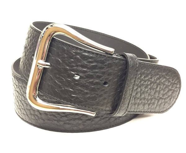 Tailored Sportsman Ingrained Leather Belt - The Tack Shop of Lexington