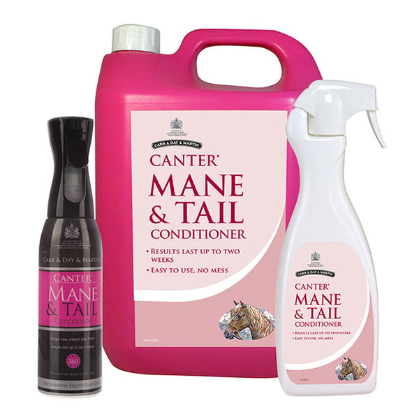 Carr & Day & Martin Canter Mane & Tail Conditioner - The Tack Shop of Lexington