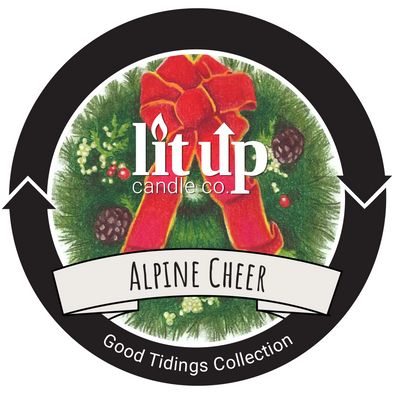 Alpine Cheer Scented Soy Candle