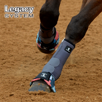Classic Equine Legacy System Front Boots - The Tack Shop of Lexington - 1