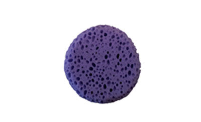 Equest Small Round Sponge