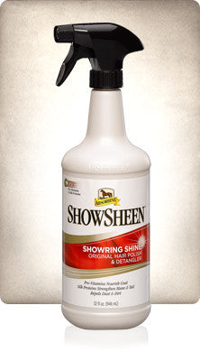 Show Sheen Spray - The Tack Shop of Lexington